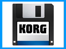 Korg Triton Rack Operating system Version 1.52  -  For Moss & SCSI