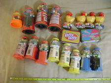 Lot of Gumball Machines and Other Toy Stuff for Candy (NEW) Some are banks