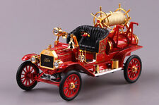 YAMING 1:24 1914 FORD MODEL T TYPE FIRE TRUCK DIE CAST
