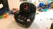 Very Rare, Exclusive, Sony PlayStation 2 989 Sports Blow-up Inflatable Chair