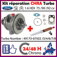 CHRA Cartridge Cartouche Kit Turbo Volvo S40 V50 1.6 90 cv 49173-07506 /902