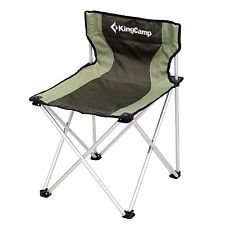 KingCamp Lightweight Portable Stable Folding Camping Chair for Outdoor and Home