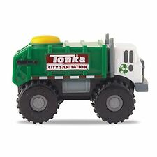 "Tonka Climb Over Vehicle Garbage Truck Toy Game Kids Play Gift 4"" X 4"" Vehicl"