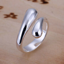 XMAS wholesale free shipping sterling solid silver drop Ring YR307 + box