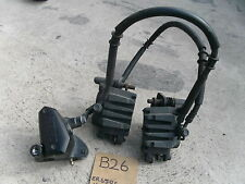 B26 KAWASAKI ER6N ER6NL ER650C 2008 FRONT BRAKE MASTER CYLINDER AND CALIPERS