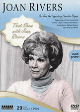 NEW Joan Rivers: That Show with Joan Rivers (DVD, 2015, 4-Disc Set)
