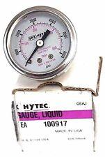 NIB SPX HYTEC 100917 PRESSURE GAUGE 6000 PSI 1-1/2 DIA