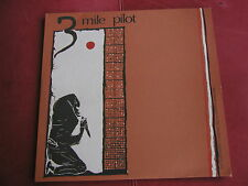Three Mile Pilot - The Chief Assassin  To The Sinister 1995 Negative Rec. EU LP