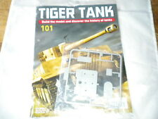 Hachette Tiger Tank - Build your tiger tank - Issue 101