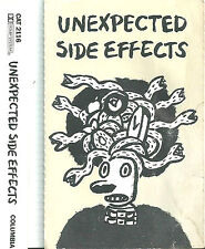 UNEXPECTED SIDE EFFECTS  PROMO CASSETTE ALBUM PUBLIC ENEMY ALICE IN CHAINS POI