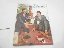 DEC 1948 FOREIGN SERVICE magazine CHRISTMAS TOYS - SOLDIERS