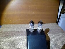 2 heathkit by mullard ef86/6267 excellent condition w/tested strong. Britain