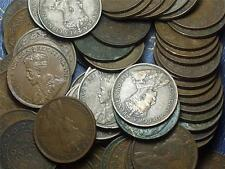 1917 Canadian Large Pennies King George V ------ Buy One Or Buy Them All ------
