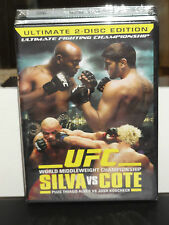 UFC 90: Silva vs. Cote (DVD) Plus Thiago Alves Vs Josh Koscheck, BRAND NEW!