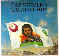 """12"""" LP - Cat Stevens - Greatest Hits - B3106 - washed & cleaned"""