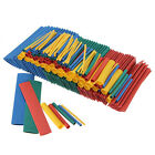 260pcs Assortment Ratio 2:1 Heat Shrink Tubing Tube Sleeving Wrap Wire Cable Kit