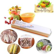 220V Automatic Electric Vacuum Sealer Foodsaver Storage Bags Sealing Machine
