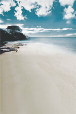 Photo Backdrops Sand Beach Children Photography Background Studio Vinyl 5x7FT