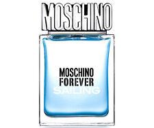 Moschino Forever Sailing 100ml Eau De Toilette per gli uomini nuovo Tester