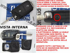 Chiave COVER Key GUSCIO PER TELECOMANDO VW POLO PASSAT GOLF 6 PLUS TOURAN