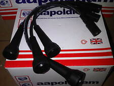 RENAULT ESPACE MK3 2.0 8 valve SET OF HT IGNITION PLUG LEADS 96-00