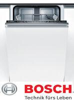 Bosch SPV Einbau Spülmaschine 45cm Geschirrspüler Geschirrspülmaschine