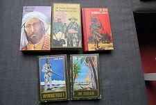5 Bücher - KARL MAY Winnetou, Schut, Sudan, In den Kordilleren, Vermächtnis Inka