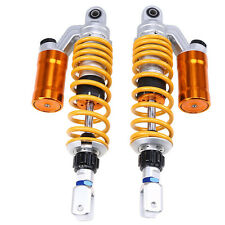 "340mm 13"" Motorcycle Rear Shock Absorbers For Honda CB750 CB1300 ZRX400 1200"