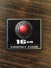16gb Red One (MX) Camera CF Card