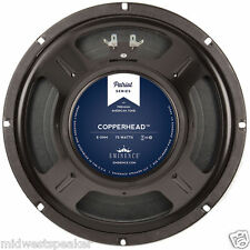 "Eminence THE COPPERHEAD 10"" Guitar Speaker 8 ohm 75 Watt - FREE US SHIPPING!"