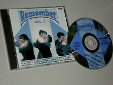 ARCADE REMEMBER LOVE SONGS VOL.2 CD MIT EVERLY BROTHERS PAUL ANKA BEN E. KING ..