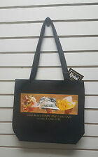 "Harriet Rosebud Large Tote Bag/Purse ""Class A On A Sunny ""AFRICAN AMERICAN"