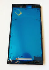 Sony Xperia Z Ultra XL39h Front Housing Frame Bezel Plate Repair Black + Tools