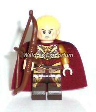Lego Lord of the Rings Minifigure, HALDIR with Bow 9474, New