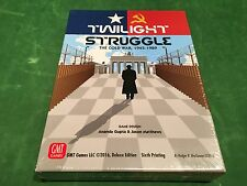 Twilight Struggle; Deluxe edition; 2016; GMT games; NEW IN SHRINK!!