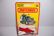 1980 MATCHBOX LESNEY  # 27 SWING WING JET  MOC