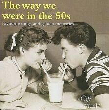 Various Artists-The Way We Were in the 50s CD NEW