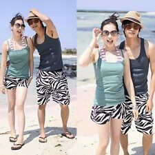New Fashion Mens Lovers Beach Surf Board Swim Shorts Casual Swim Pants