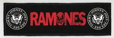 RAMONES SUPERSTRIP PATCH / SPEED-THRASH-BLACK-DEATH METAL