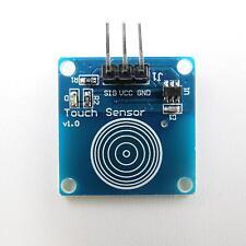 TTP223 Kapazitiver berührungsloser Schalter Touch switch Digital Sensor Arduino