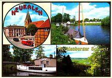 Neukalen , Meckl. Schweiz, Ansichtskarte ; 1997 gelaufen