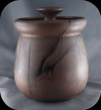 BMP Blue Mountain Pottery Mocka Cookie Jar Canister