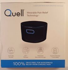 Quell Starter Kit Wearable Chronic Pain Relief Technology Open Box no electodes