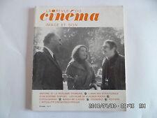 LA REVUE DU CINEMA IMAGE ET SON N°271 AVRIL 1973 COSTA GAVRAS BELLOCHIO    J66