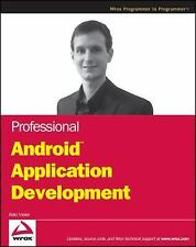 Android No. 2 : Application Development by Reto Meier (2008, Paperback)