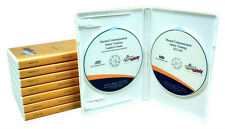 20 OSHA Compliance & Safety DVD Video Training Kits W/Power Points & Manuals