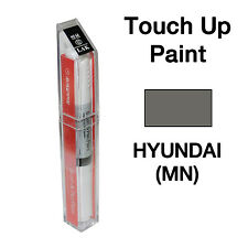 Hyundai OEM Brush&Pen Touch Up Paint Color Code : MN - Charcoal Gray