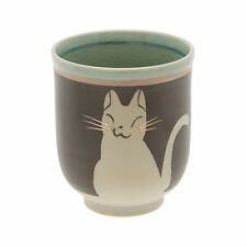 1pc Japanese Bronze/Antique Gold Cat Tea Cup for Made In Japan #114-639