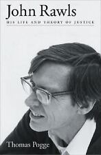 John Rawls: His Life and Theory of Justice-ExLibrary