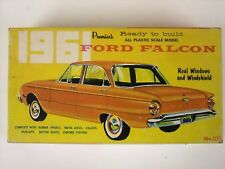 Vintage Premier's 1961 Ford Falcon Built Model Car with Box #1277